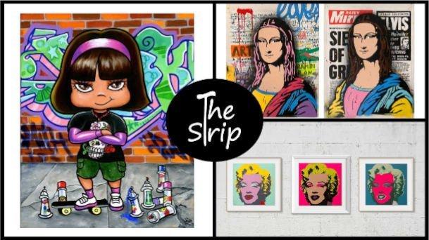 street art vendita
