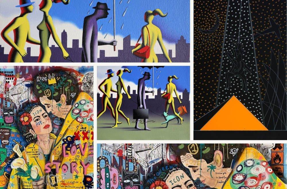 popular artworks