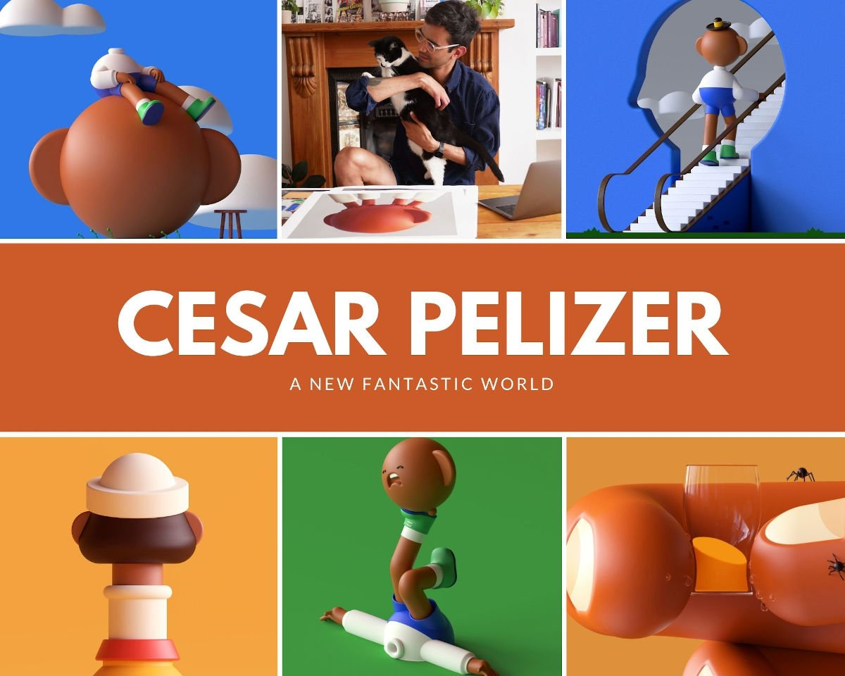 cesar pelizer works