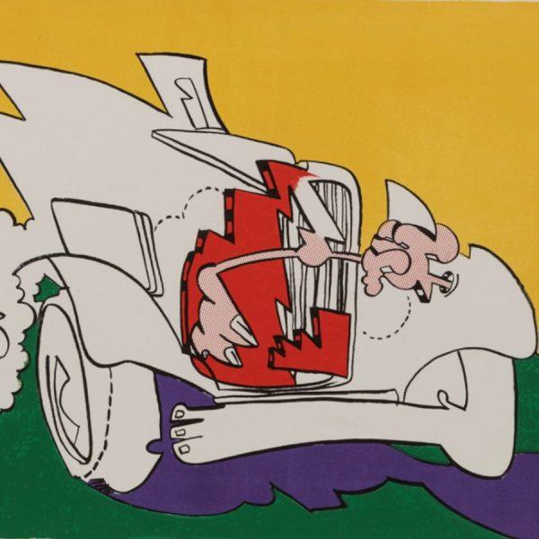 valerio adami artworks for sale