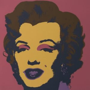 andy warhol marilyn for sale