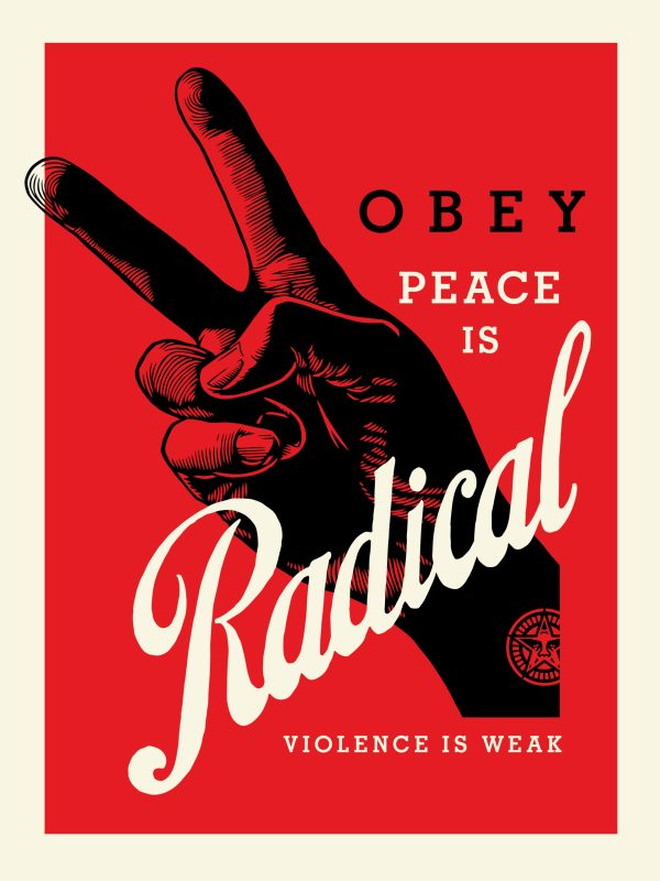 obey radical peace